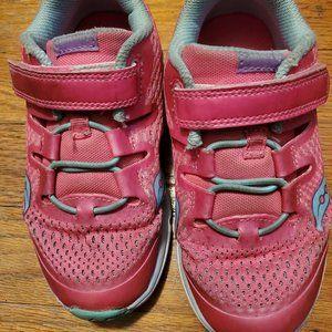Saucony Pink Sneakers
